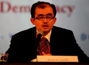 رضوان زيادة - عضو المجلس الوطني السوري