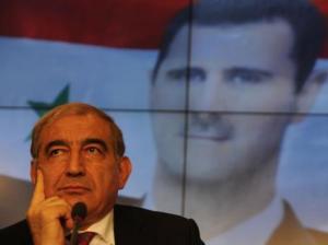 نائب رئيس الوزراء السوري قدري جميل