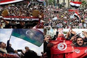 الثورة السورية انطلقت من رحم الربيع العربي