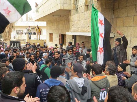 درعا شهدت خروج أولى المظاهرات المناوئة للنظام وسقوط أول قتلى الثورة بسوريا - مظاهرة