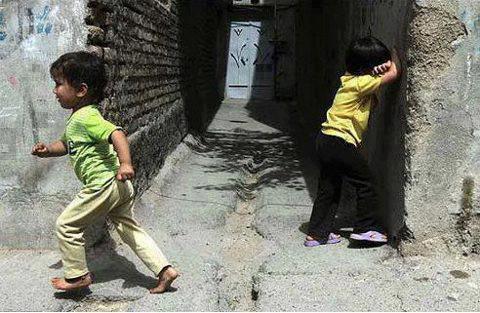 أطفال الثورة السورية