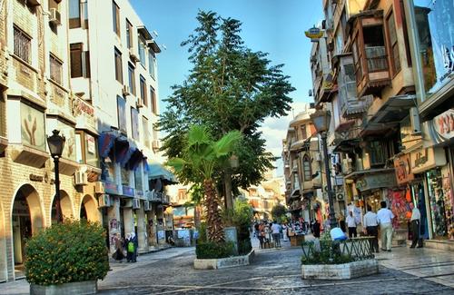 الصالحية - دمشق