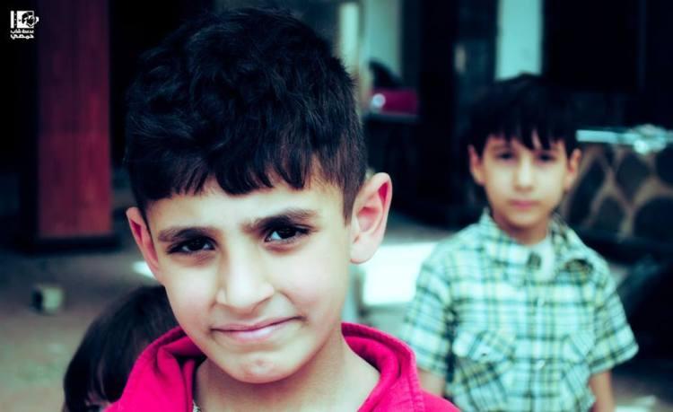 حـمـص - أحد أحياء حمص المحاصرة