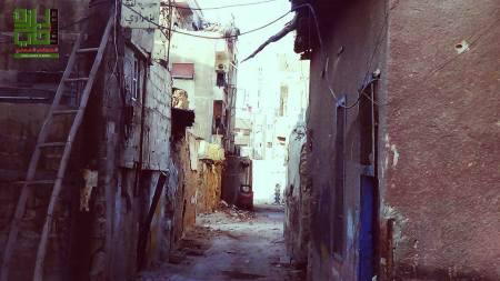 قصف برزة 10