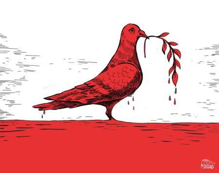 كاريكاتير الثورة السورية