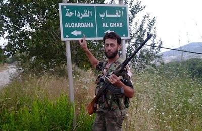 الجيش السوري الحر في الساحل
