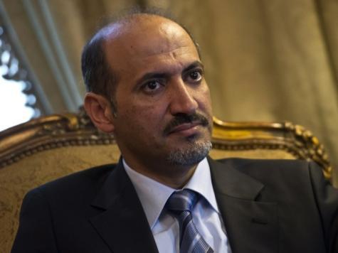 الجربا طالب مجلس الأمن باتخاذ الإجراءات الضرورية لفرض وقف إطلاق النار في سوريا