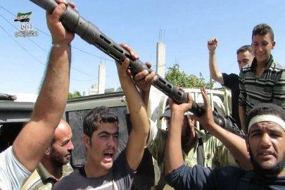 الجيش السوري الحر في نوى