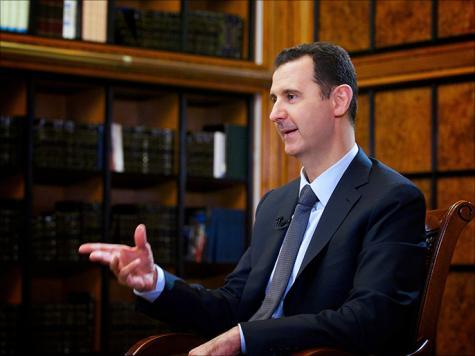 بشار الأسد: الإشارة إلى الفصل السابع في مشروع القرار لا تقلقنا