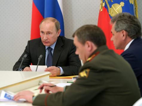 بوتين وصف تفويض الكونغرس لضرب سوريا دون قرار دولي بالعدوان