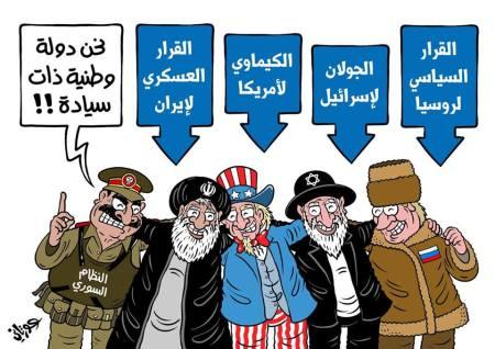كاريكاتير دول