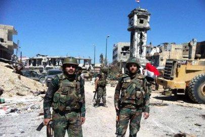 كتائب الأسد في القصير