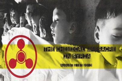 مجزرة الغوطة الكيميائية