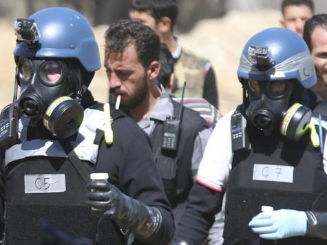 تدمير مخزن سوريا الكيميائي يتطلب عاما ومليار دولار وفق الرئيس السوري (رويترز-أرشيف)