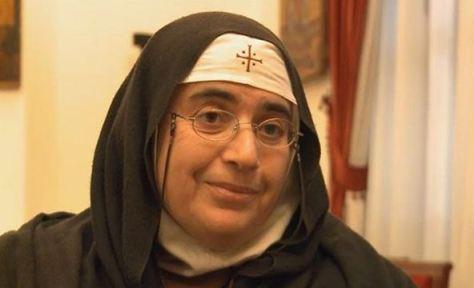 أنياس مريم الصليب