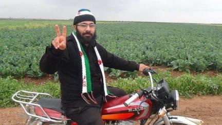 الشهيد الناشط الإعلامي عبد الناصر أبو جمال