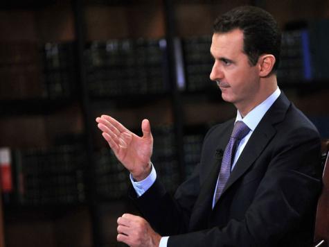 """الأسد يتهم تركيا بإرسال """"إرهابيين"""" من أراضيها عبر الحدود لمهاجمة نظامه"""