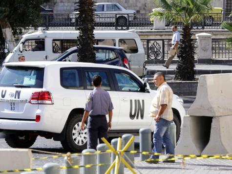 فريق المفتشين الموجود في دمشق قام بمهمات وسط تكتم شديد