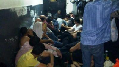 لاجئين سوريين في مصر