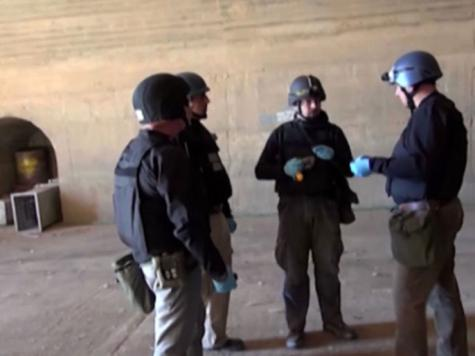 مفتشو منظمة حظر الأسلحة الكيميائية تفقدوا 21 موقعا من أصل 23 في إطار مهمتهم بسوريا