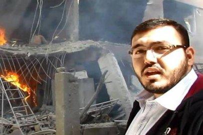الشهيد الناشط الإعلامي محمد السعيد