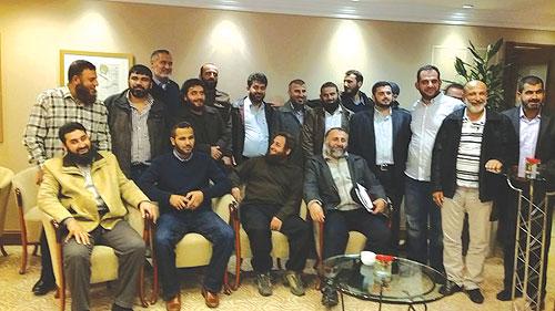 قادة الجيش السوري الحر