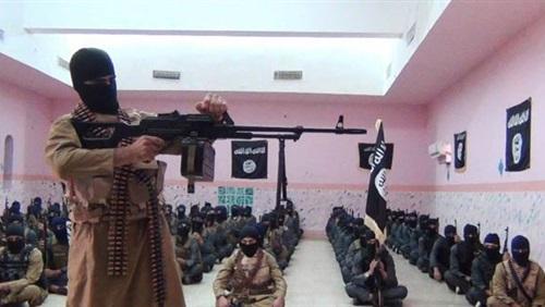 معسكرات داعش